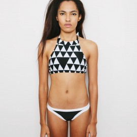 B&W Triangle Halter