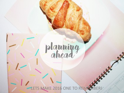 Planning Prudently Ahead