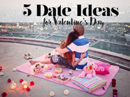 5 Unique Dates for Valentine's Day