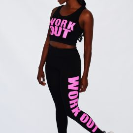 Fave WORK OUT Gymwear