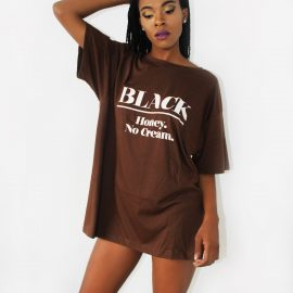 BrownT-shirt
